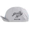 guilty 76 racing Velo Club Race Hoofdbedekking grijs